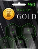 Razer Gold USD50 (Global)