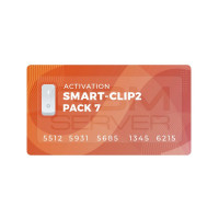 Smart-Clip2 Pack 7 Activation